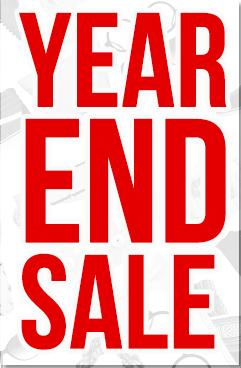 Year End Sale Picture - strong automotive