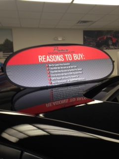 Reasons to Buy - Strong Automotive