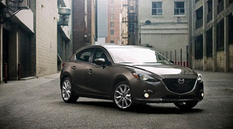 Mazda 3 Wagon - Strong Automotive