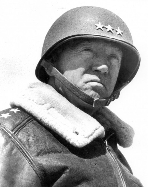 General George S Patton - Strong Automotive
