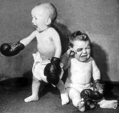Boxing Babies with Words of Wisdom - Strong Automotive