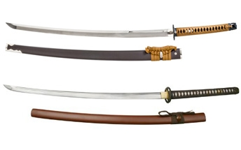 Samurai Swords - Strong Automotive