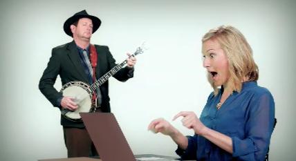 Banjo Ad