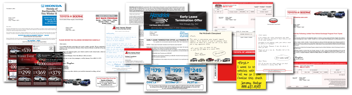 Automotive Direct Mail >> Direct Mail Experts Strong Automotive