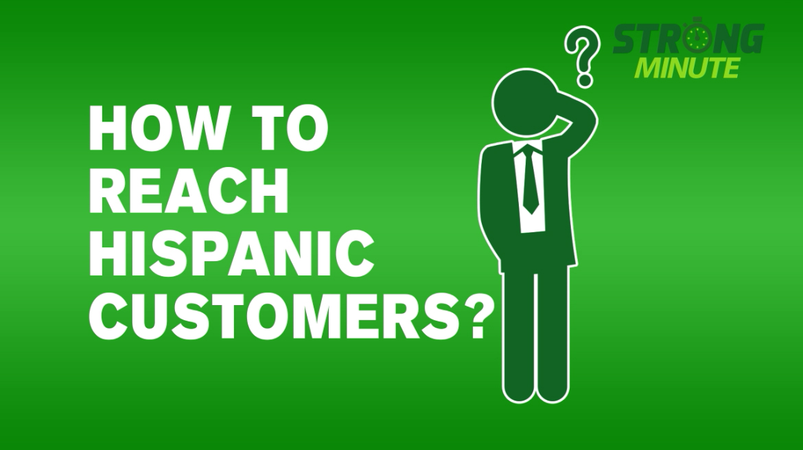 A Strong Minute Hispanic Marketing MAIL MCT Case Study