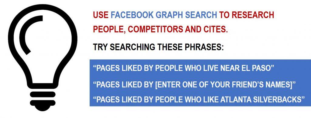 Facebook Research Idea