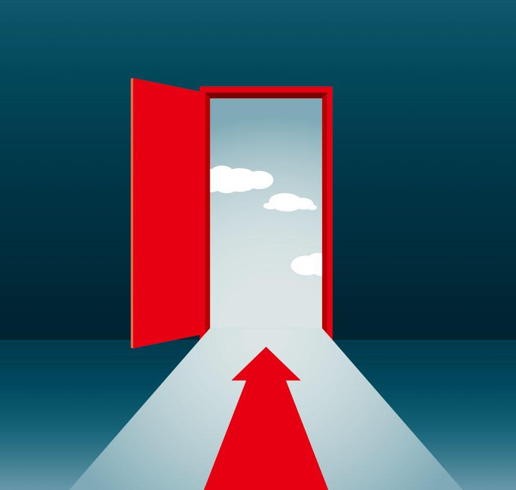 Social Media Opens Doors