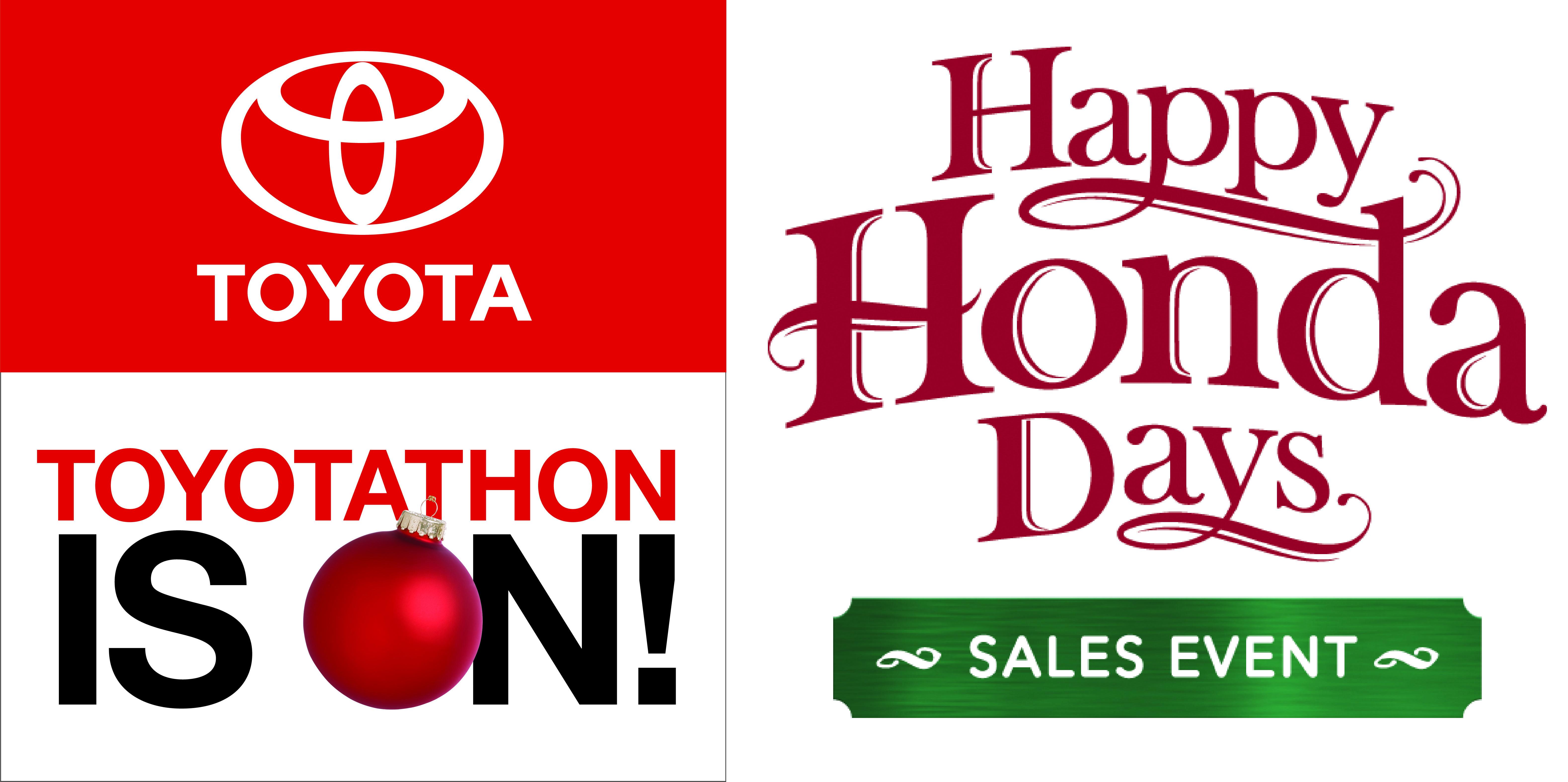 Happy Honda Days And Toyotathon